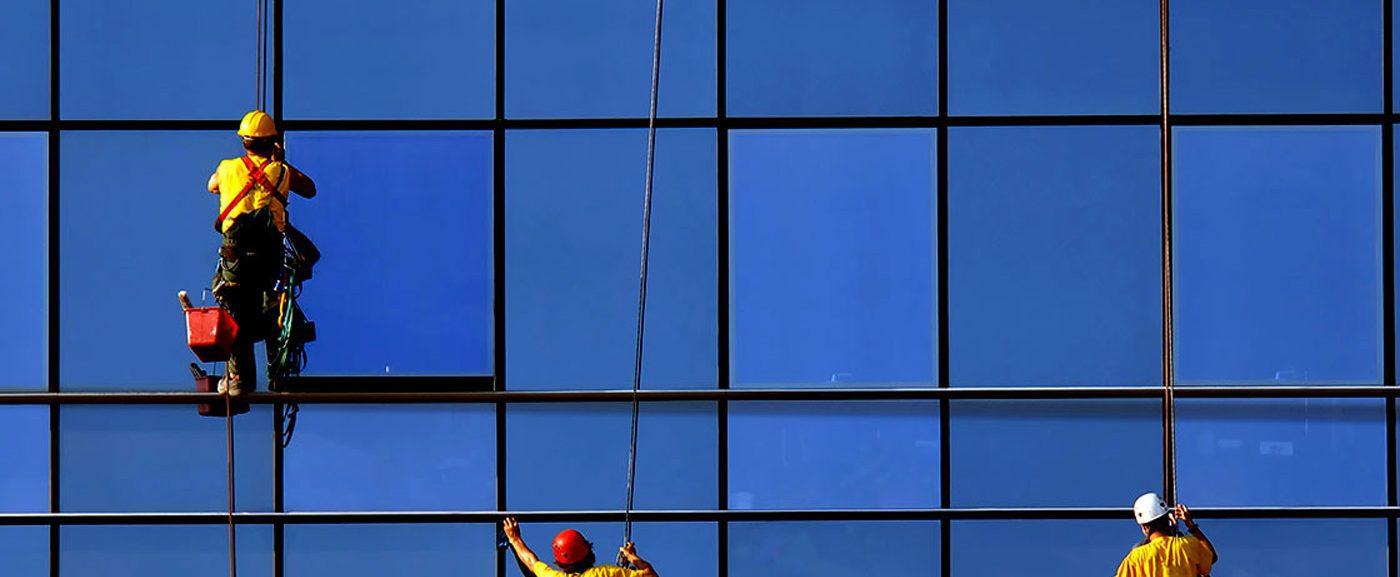 Nettoyage vitrerie